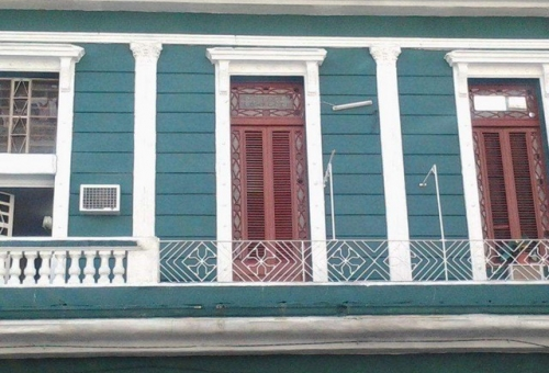 casa particular mansion colonial centro habana la habana
